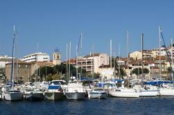 Traslado privado desde Toulon Hyeres Aeropuerto a Sainte-Maxime