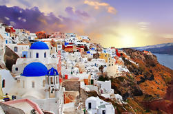 Excursão de 7 dias em Atenas e Santorini