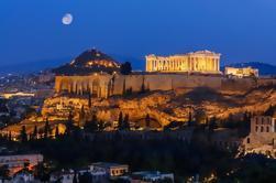 8 dias de excursão de Atenas, Mykonos e Santorini