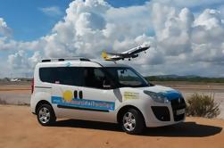 Transfert aéroport privé de Faro à Albufeira