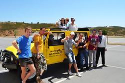Passeio de Jeep da Costa do Algarve a partir de Portimão