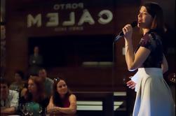 Fado Show em Porto Cálem Caves de Vinhos Incluindo Degustação de Vinhos e Visita