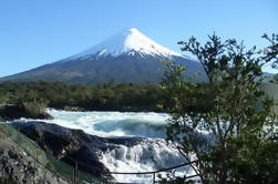 Petrohue Falls de Puerto Varas