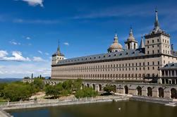 El Escorial y Valle de los Caídos desde Madrid