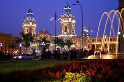 Private Lima Tour de la noche incluyendo Magic Water Circuit