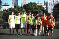 Jogo de futebol Pick-Up em Buenos Aires