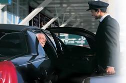 Shuttle Transfer Arrivals: Madrid Airport City Center