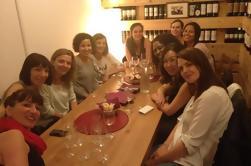 Experiencia en grupos pequeños: Degustación de vinos en Lisboa