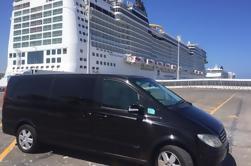 Traslado Privado desde el Puerto de Civitavecchia al Hotel en Roma - Opción de Tour Disponible