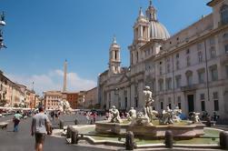 Fuentes y plazas de Roma 2 horas caminando semiprivado