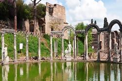 Tour en grupo pequeño de la villa de Adriano y Villa d'Este de Roma