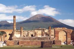 Excursión de un día a Pompeya y la costa de Amalfi con salida desde Roma - Tour privado