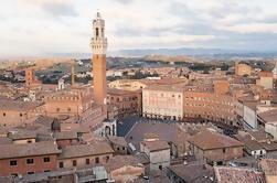 Siena y San Gimignano 1 viaje de un día desde Roma - Tour privado semi