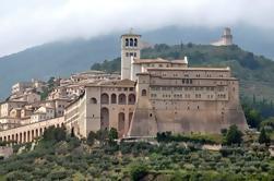 Roma: Tour Semi-Privado de Día Completo de Asís y Orvieto