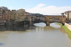Tour semi-privado: Excursión de un día a Florencia y Pisa desde Roma con almuerzo