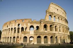 Tour privado de 3 horas por Roma en vehículo de lujo
