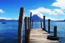 Lago Atitlán y San Antonio Palopo Incluyendo un Tuk Tuk Ride