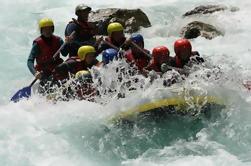 Soca River Rafting from Bovec
