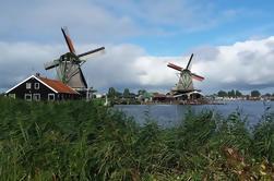Excursión de un día desde Amsterdam a Zaanse Schans Windmills, Volendam y Marken