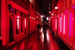 Private Amsterdam Red Light District passeio a pé