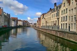 Excursión privada de día completo de Gante y Brujas desde Amsterdam