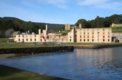 Pequeño grupo Tasmania Convict Trail y Port Arthur Excursión de un día desde Hobart