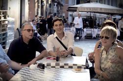 Pequeño grupo: Trastevere Food Tour en Roma