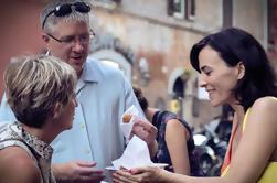 Excursión semiprivada Trastevere Food Tour desde Roma