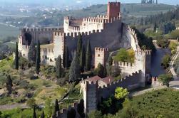 Soave Castle Bezoek en wijnproeverij van Verona