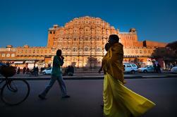 Tour de Triángulo de Oro de 2 Días desde Delhi en Tren