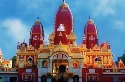 Mathura y Vrindavan con excursión de día entero de Agra Taj Mahal de Delhi