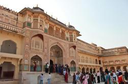 Tour Privado: Jaipur Incluyendo a Jai Mandir de Delhi