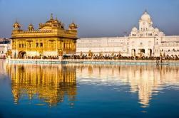 9 dias de triângulo dourado privado incluindo Amritsar de Deli