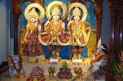 Excursión privada de medio día al Templo de Chhatarpur en Delhi