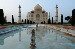 Tour Privado: Tour Completo de la Ciudad de Agra Incluyendo el Taj Mahal y el Fuerte de Agra