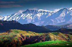 Tour guiado de día completo: Montañas del Alto Atlas desde Marrakech