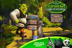 ¡La aventura de Shrek! Entrada de Londres