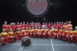 2 horas de Danza y Espectáculo de Música de Fuego de Anatolia en Aspendos