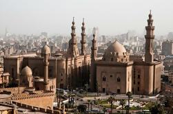 Private Tour: Destaques do Cairo por avião de Luxor