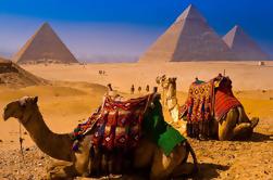 7 Días 5 Estrellas El Cairo y el Nilo Cruise Tour con vuelos domésticos