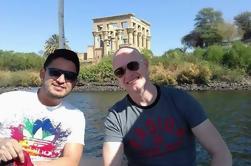 5-Estrellas, 9 noches de tour privado desde El Cairo, con Nile Cruise y Alexandria Tour