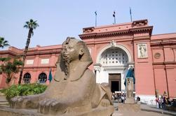 Excursão de dia inteiro: Pirâmides de Gizé e Museu Egípcio