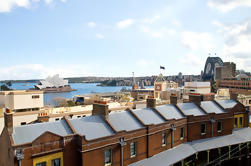 Fotografia do porto de Sydney Excursão a pé divertida