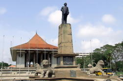 Traslado de llegada: Colombo Airport (CMB) a Colombo Hoteles
