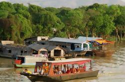 Kompong Khleang Village flottant de Siem Reap