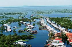 Excursion d'une demi-journée à Kompong Phluk Village et Tonle Sap Lake à Siem Reap