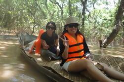 Excursion d'une journée à Kompong Phluk et au lac Tonle Sap en bateau