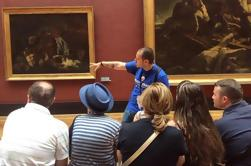 Parijs 2 uur Louvre Private Guided Tour Focussen op Italiaanse kunst