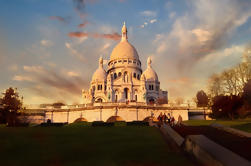 París 2 horas de paseo histórico histórico de Montmartre