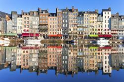 Excursión de un día en grupo pequeño desde París a Honfleur y Cote Fleurie